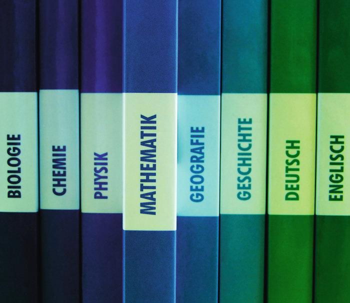 Schulbuchversorgung im Schuljahr 2014/15
